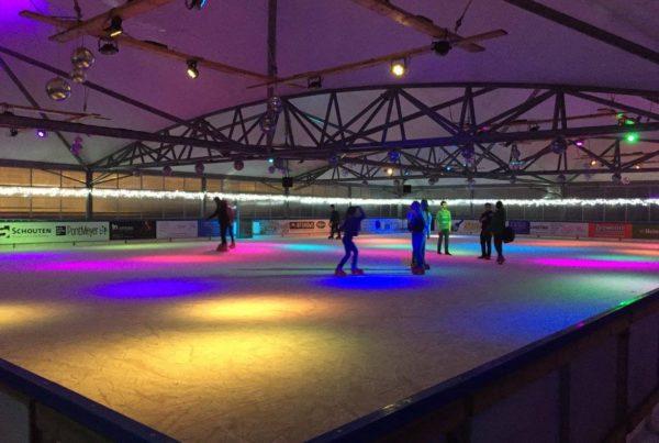 Schaatsbaan Ice Paradise 2016