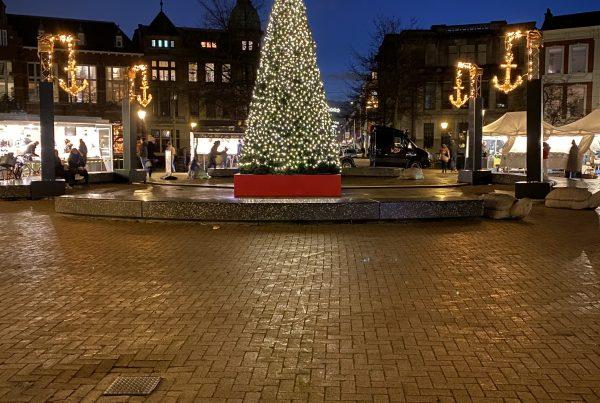 Kerstboom @ PH Plein
